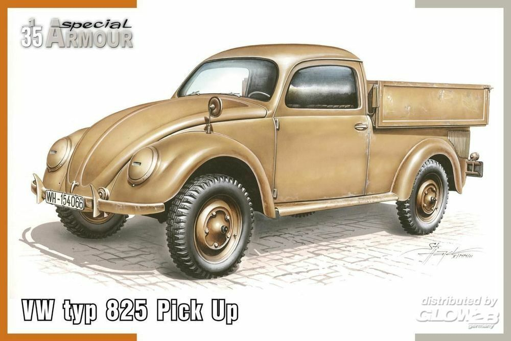 Special Hobby 100-SA35007 VW type 825