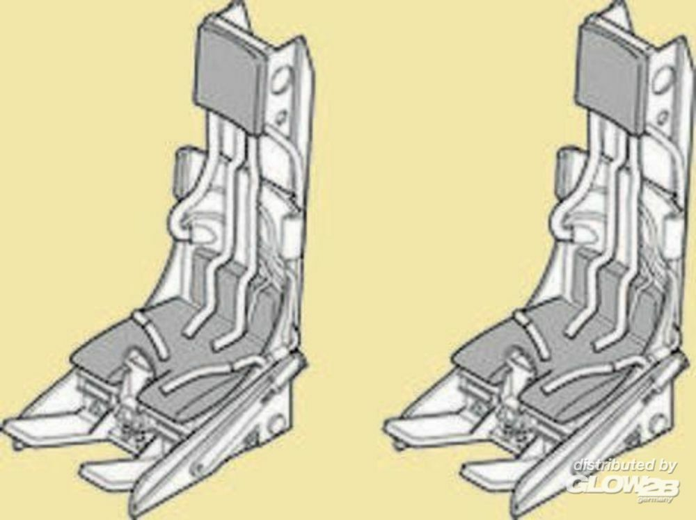 CMK 129-Q48019 Lockheed/Stanley C-2 Ejection Seat
