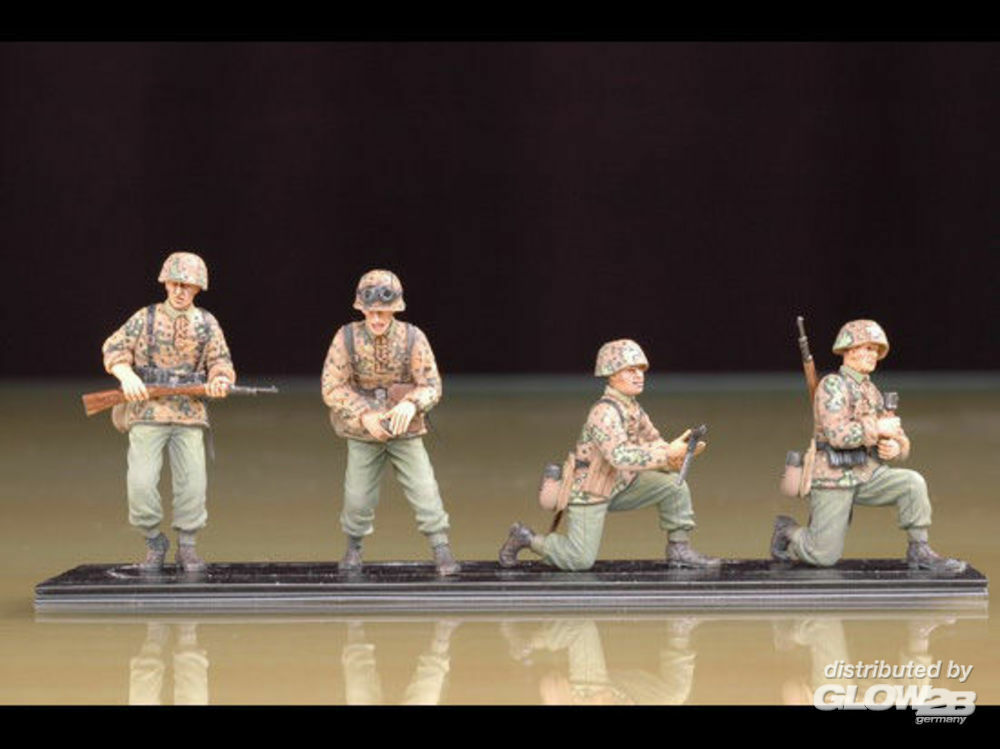 Trumpeter 00405 Waffen SS in 1:35