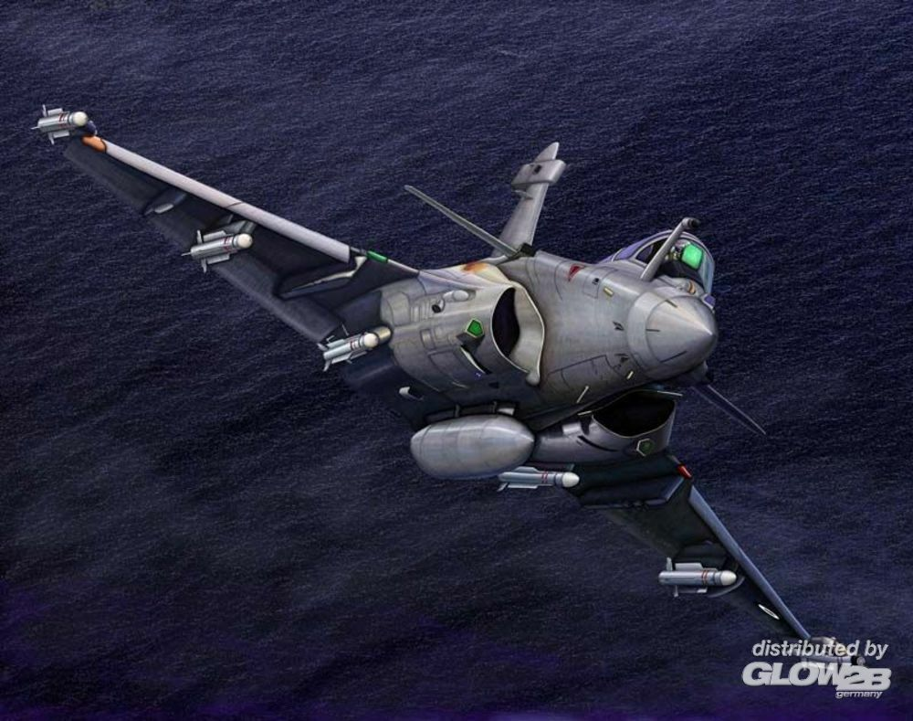 Trumpeter 03914 French Rafale M in 1:144