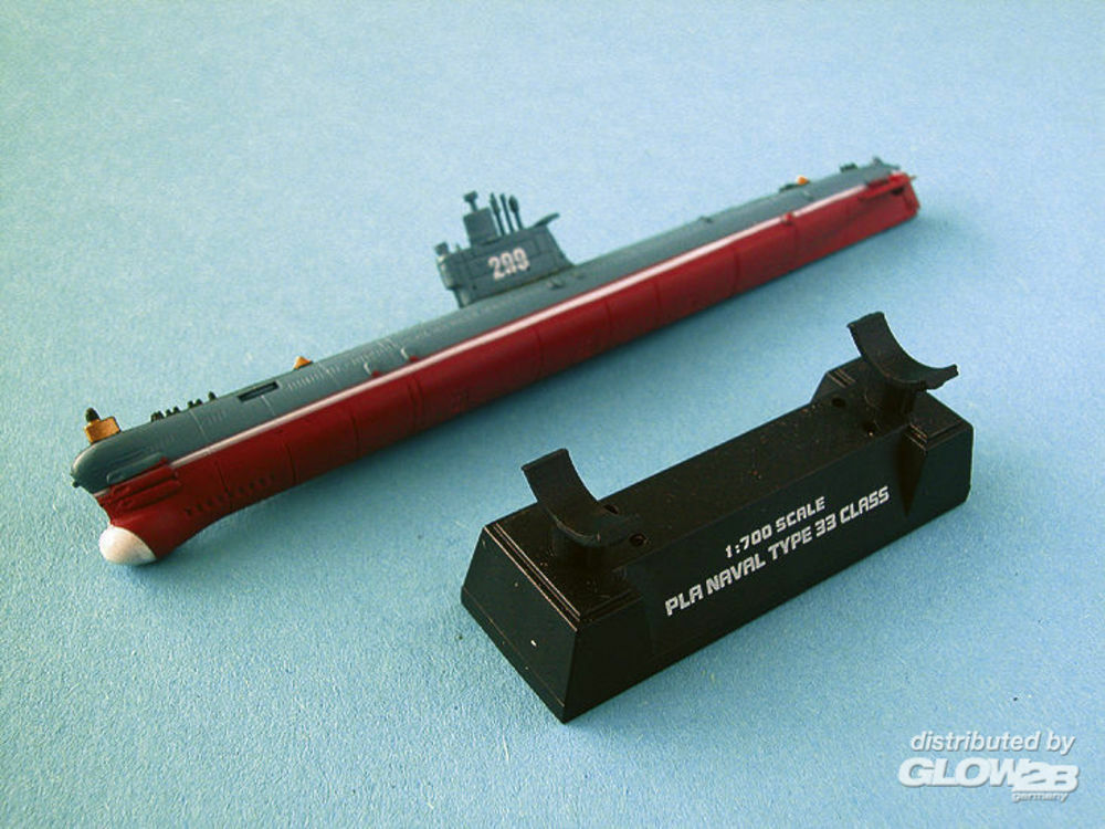 Easy Model 37322 The PLA Naval Type 033 class in 1:700