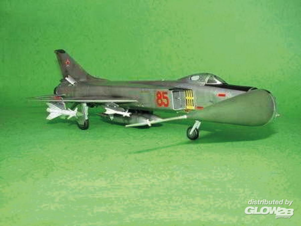 Trumpeter 02810 Sukhoi Su-15 A Flagon A in 1:48