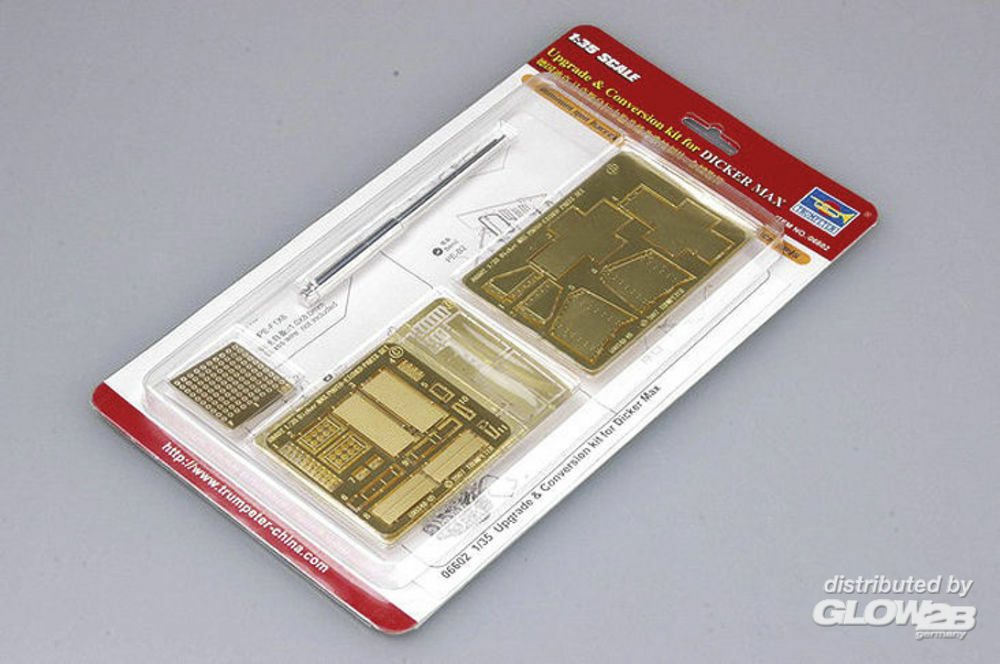 Trumpeter 06602 Upgrade & Conversion Kit for Dicker Max in 1:35