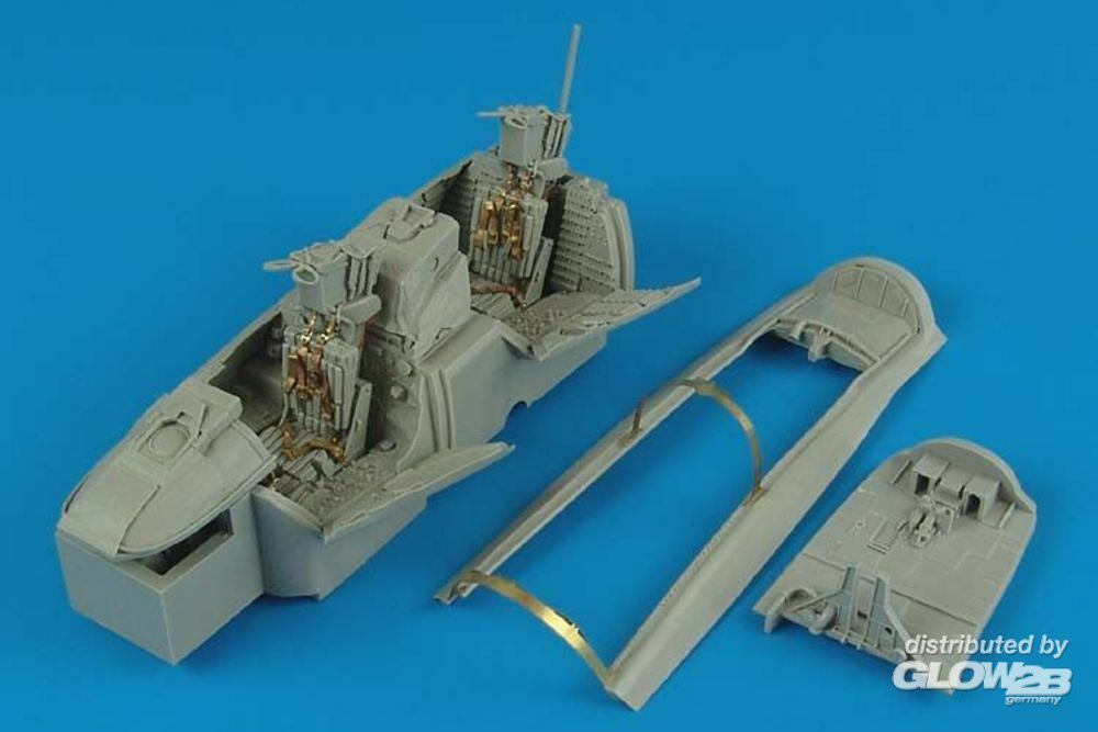 Aires 2156 F-14A Tomcat cockpit set for Trumpeter in 1:32