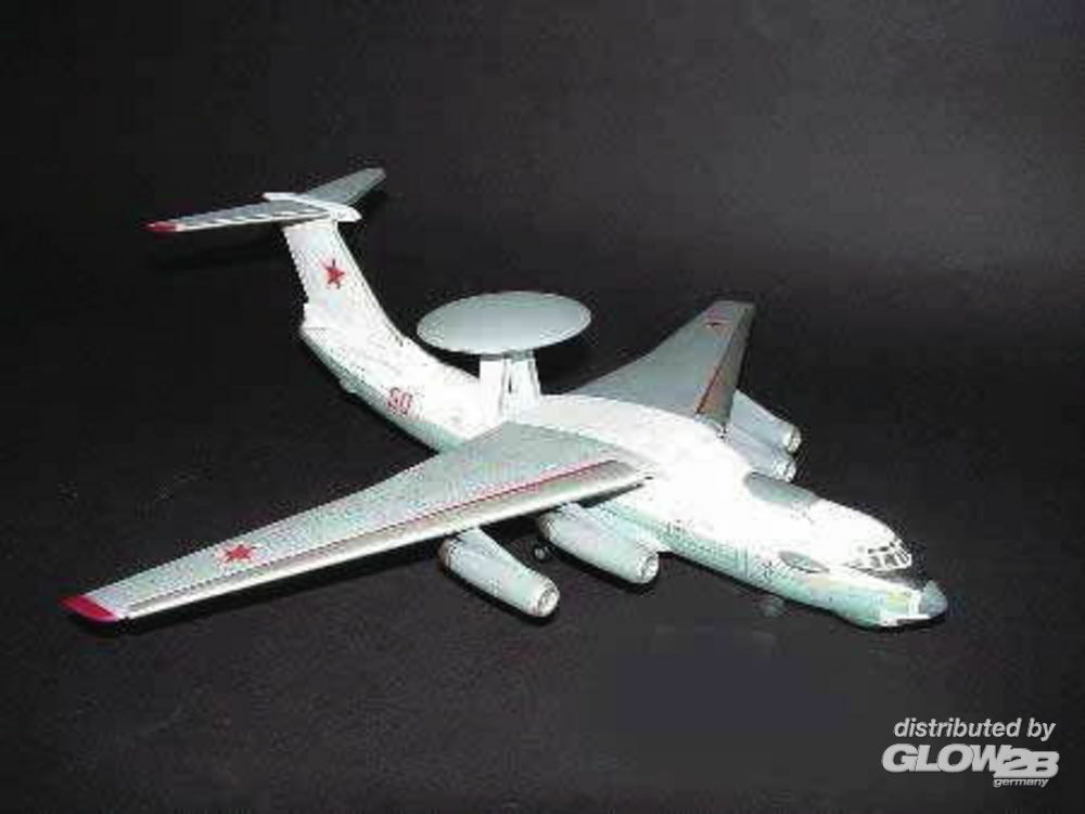 Trumpeter 03903 Iljushin A-50 Mainstay in 1:144