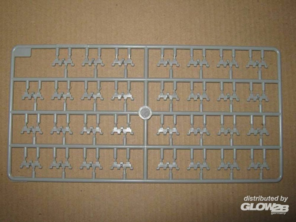 Trumpeter 06623 T-72 Track link in 1:35