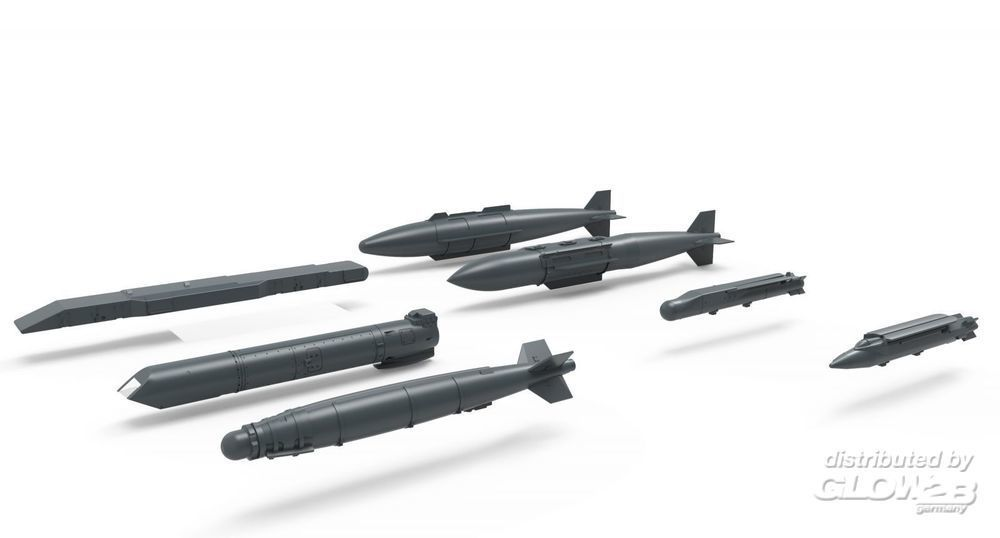MENG-Model SPS-045 U.S.Satellite-guided Bombs in 1:48